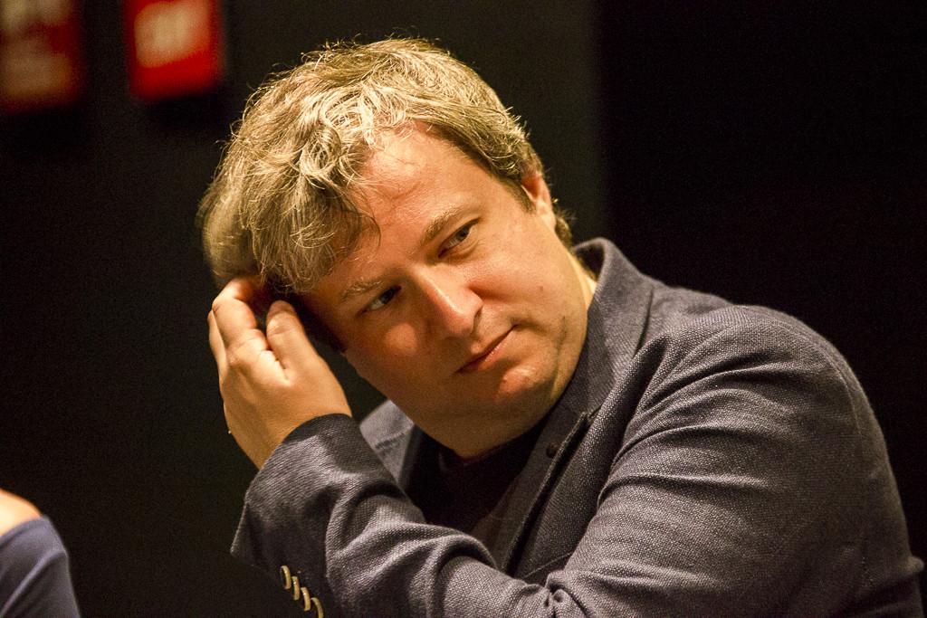 O crítico  russo Anton Dolin, que participará do ciclo de cinema do festival.