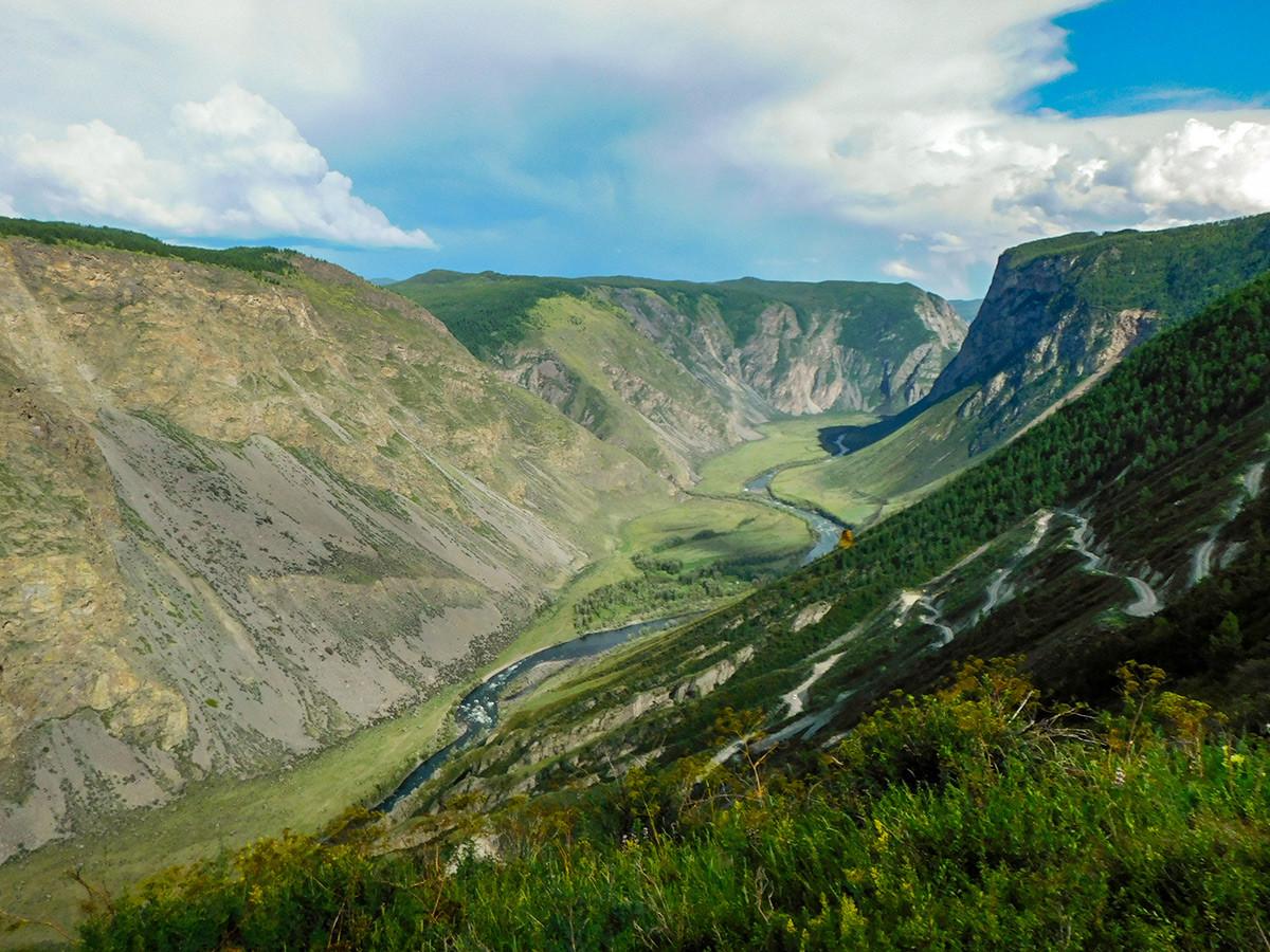 Katu-Jaryk-Pass