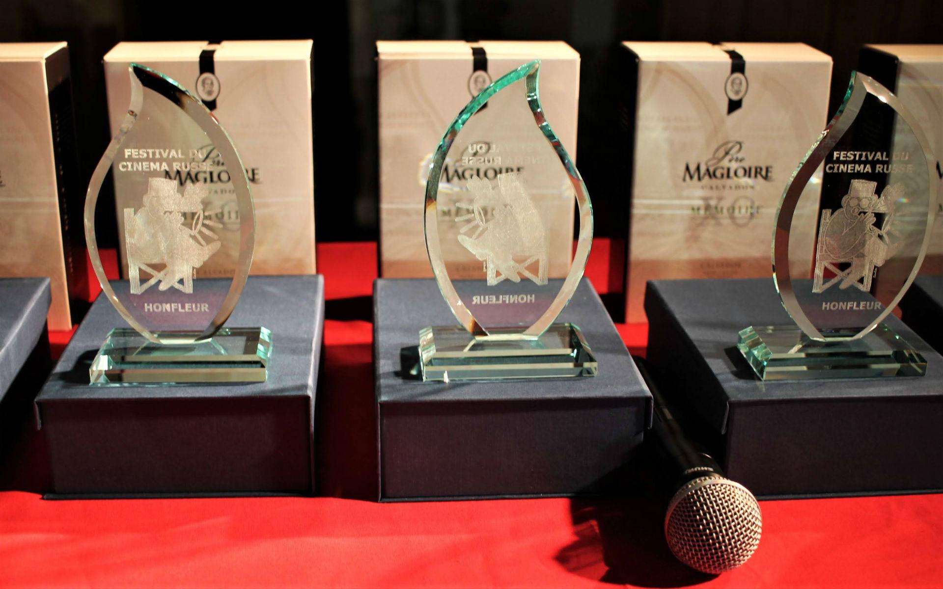 Les Prix du Festival du cinéma russe de Honfleur