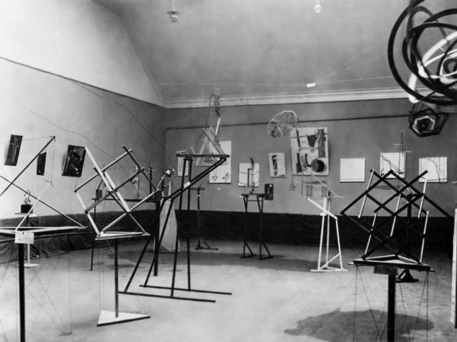 Ausstellung junger Künstler