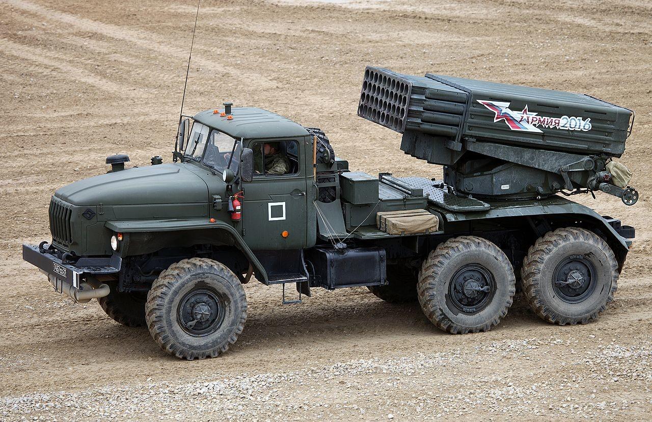 Tornado-G (zamenjava za BM-21 Grad)