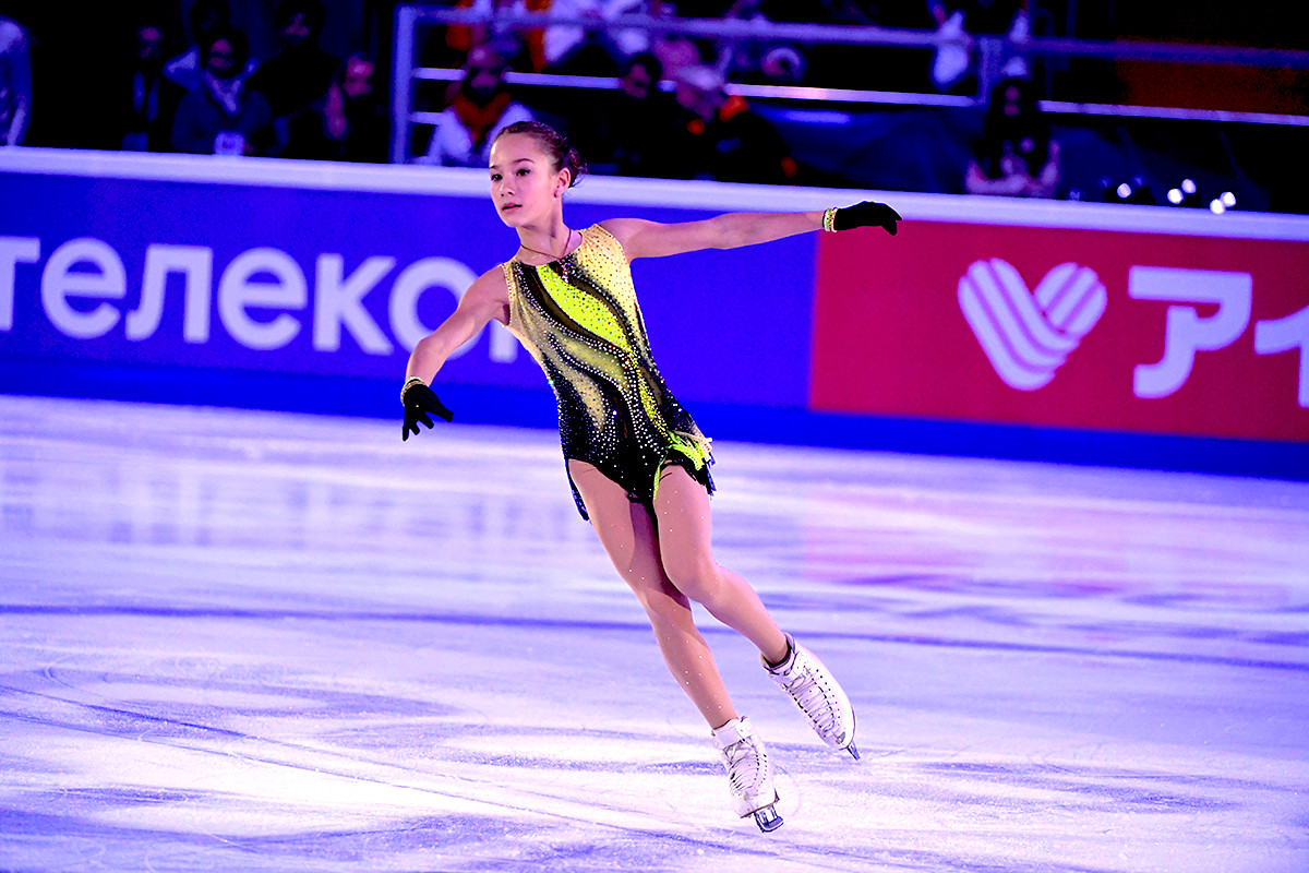 Exhibition Gala, ISU Grand Prix of Figure Skating Rostelecom Cup 2019/2020.