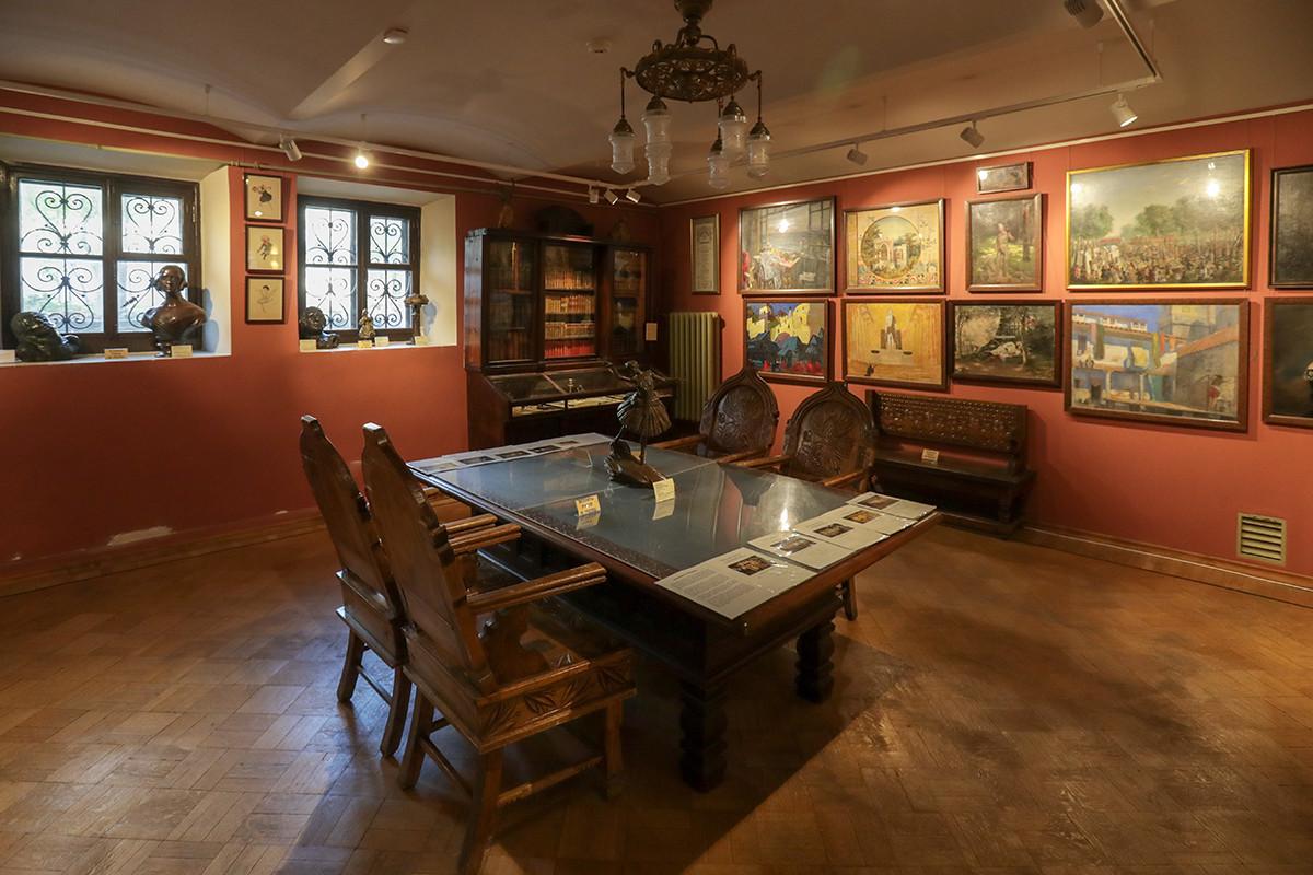 Intérieurs du musée
