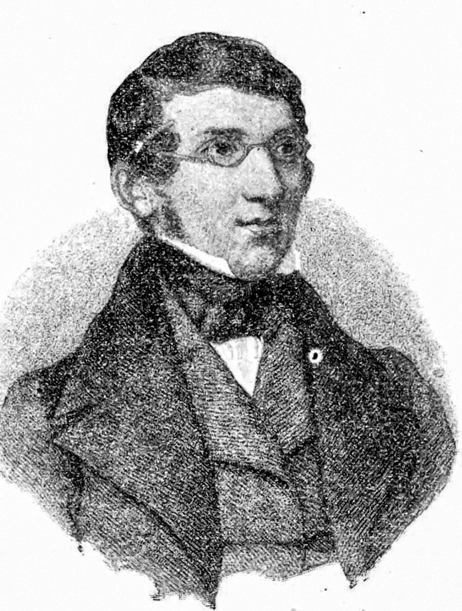Надеждин, Николай Иванович