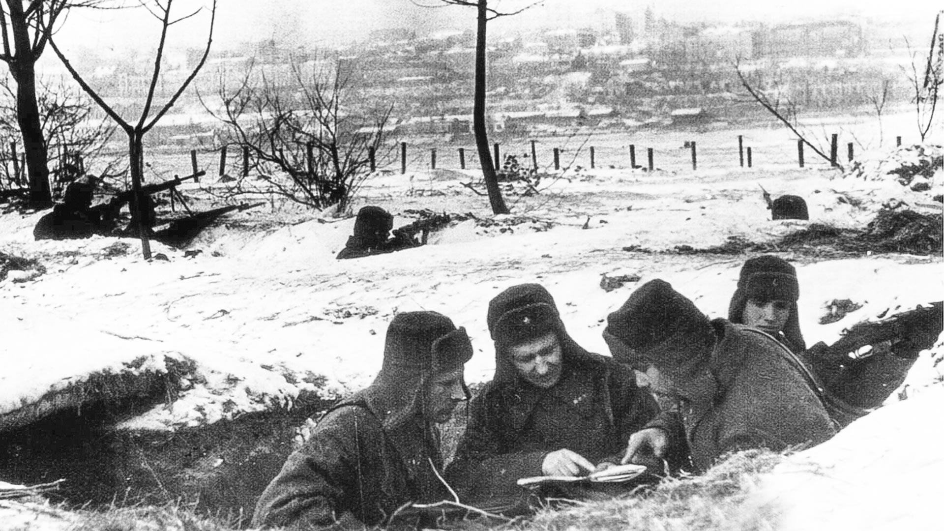 Ростов на Дону, 1941.