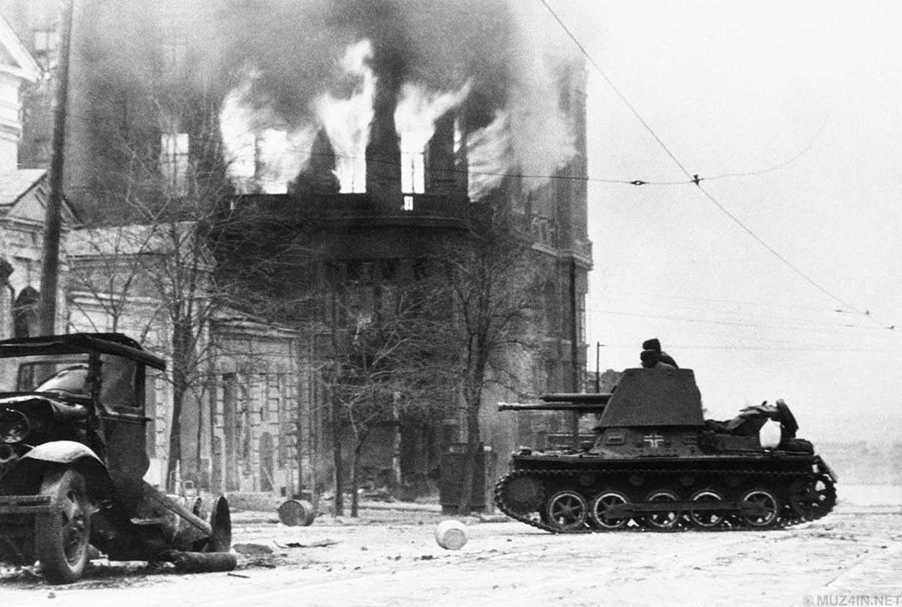 Rostov na Donu, 22. novembra 1941