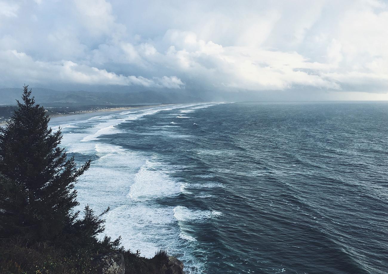 La côte ouest