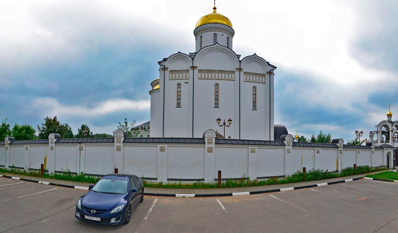 Crkva Nerukotvorenog Lika Gospodnjeg