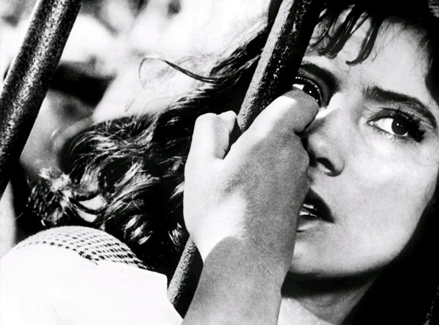 映画「鶴は翔んでゆく」に主演したタチアナ・サモイロワ