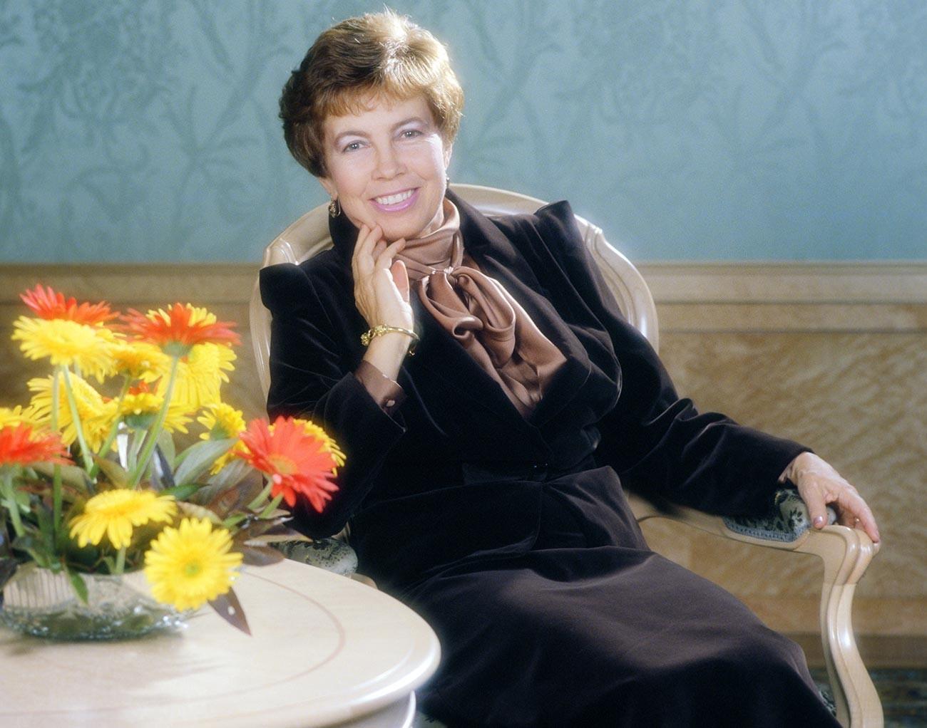 Raisa Gorbacheva