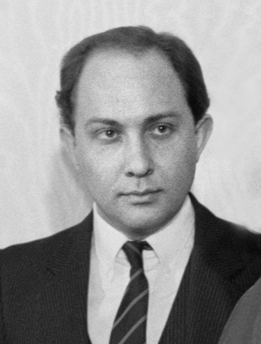 Виктор Прокофиев