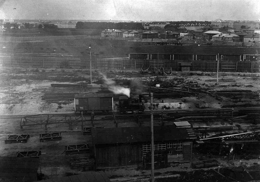 Goujon's Plant at the beginning of the 20th century.