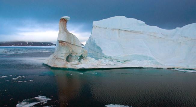 На Земле Франца-Иосифа находится самая северная точка России