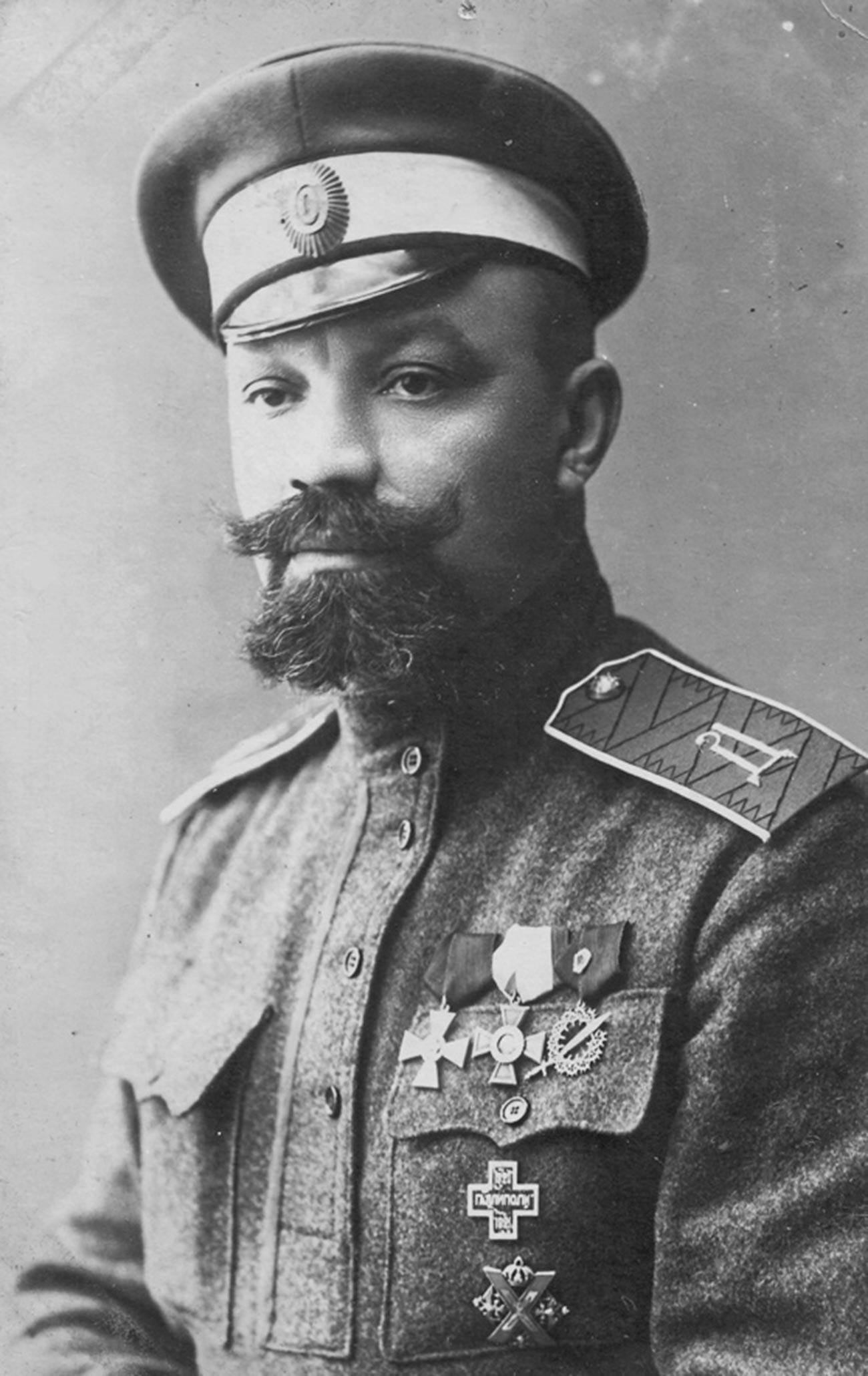 アレクサンドル・クテポフ将軍