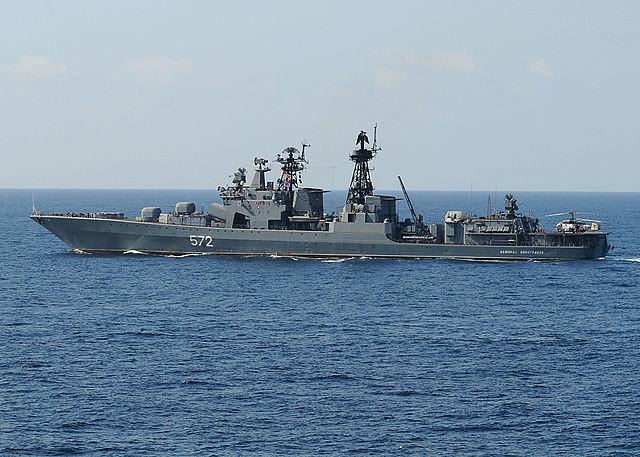 Destructor ruso Almirante Vinogradov