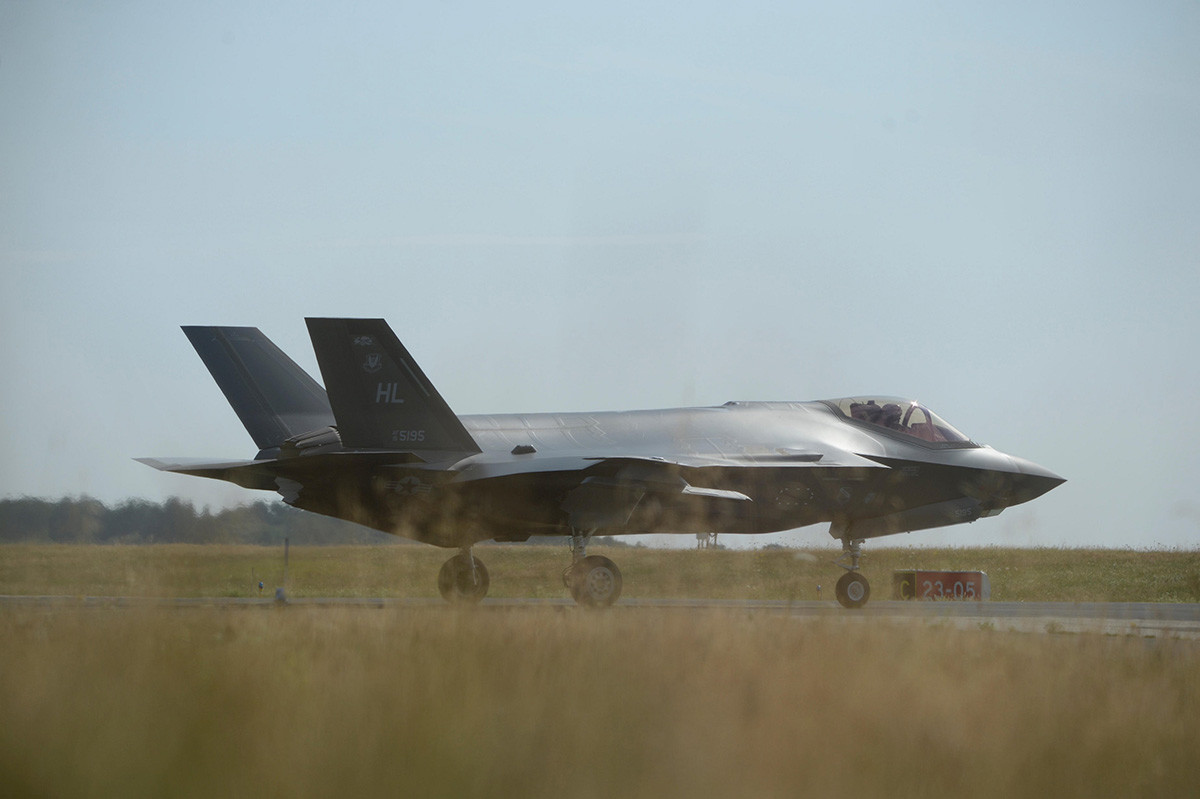 U.S. Air Force F-35A Lightning II