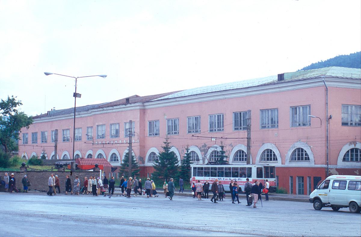 Zlatoust Armaments Factory (19th century). July 16, 2003