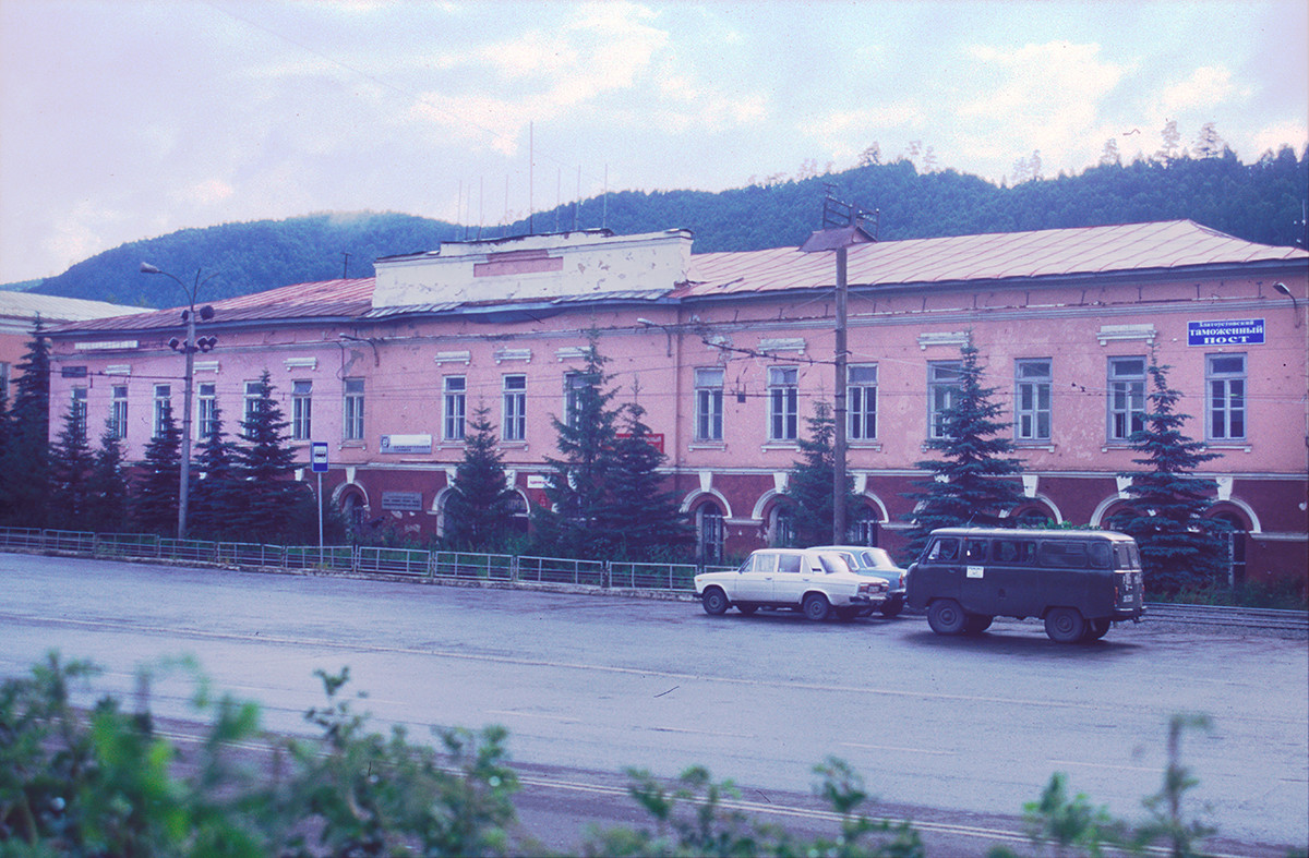 Zlatoust Arsenal. July 16, 2003