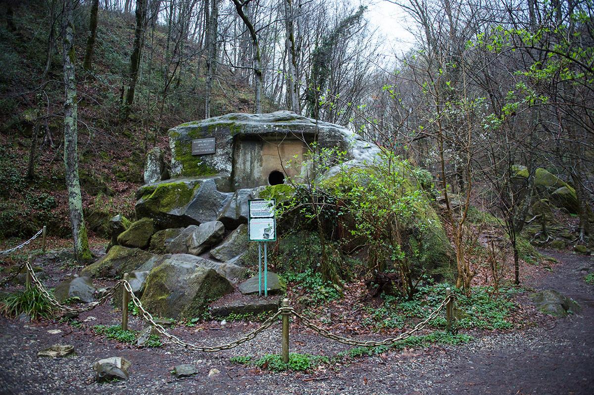 The Volkonsky dolmen