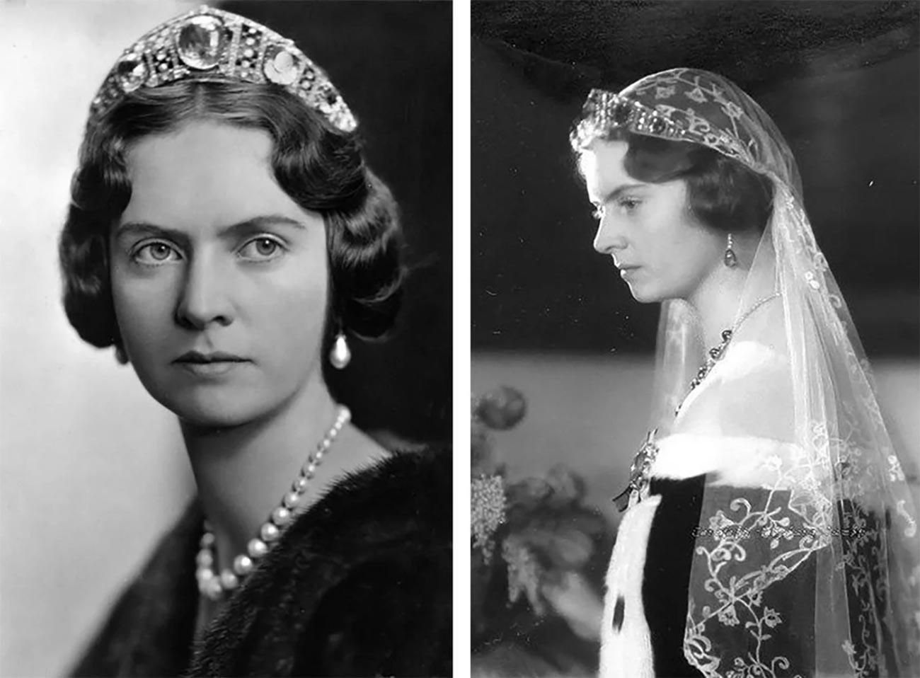 La principessa Sibilla di Sassonia-Coburgo-Gotha