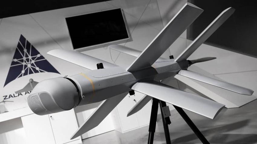 Patruljni bojni brezpilotnik ZALA Lancet
