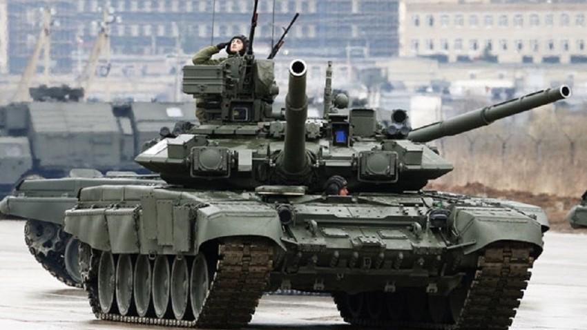 Основен борбен тенк Т-90
