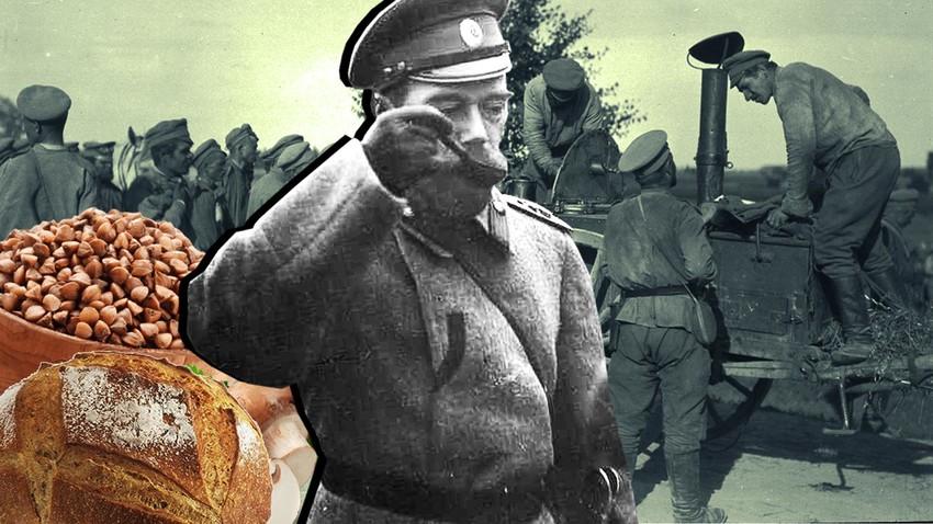 ツァーリは兵士に何を食べさせたか:ロシアの「ミリメシ」の歴史を ...