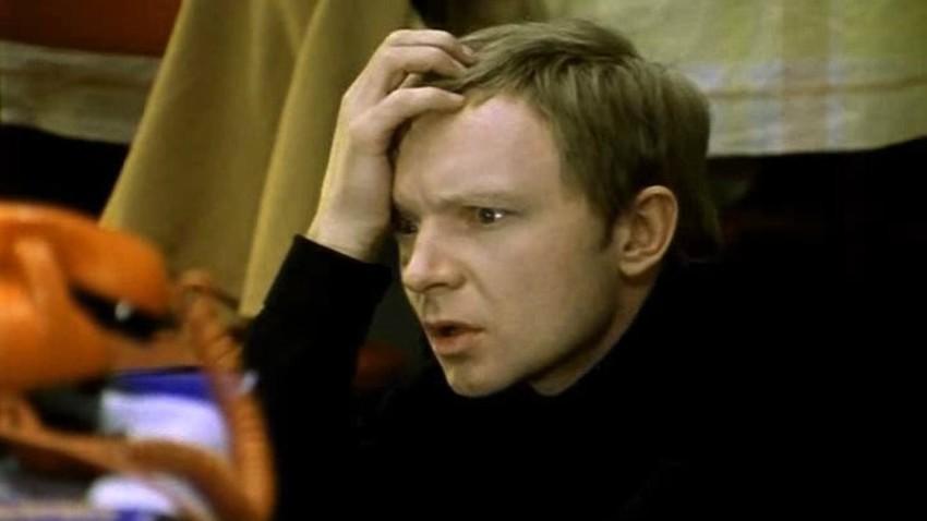"""Iz filma """"Ironija sudbine""""  Eljdar Rjazanov/""""Mosfilm"""", 1975."""