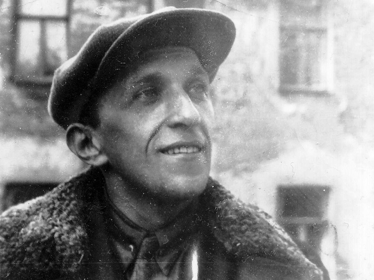 Яков Серебрянски