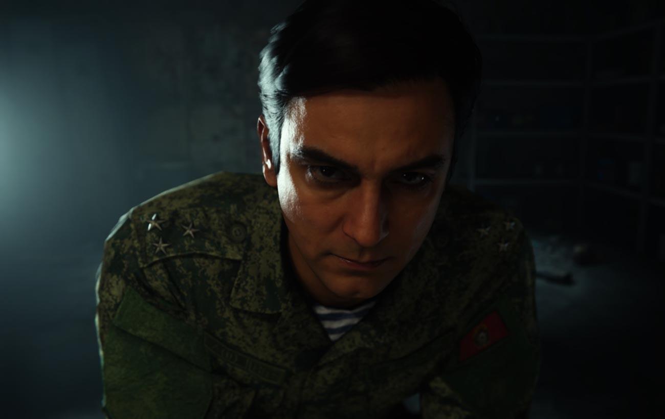 General Barkov in 'Call of Duty: Modern Warfare (2019)'