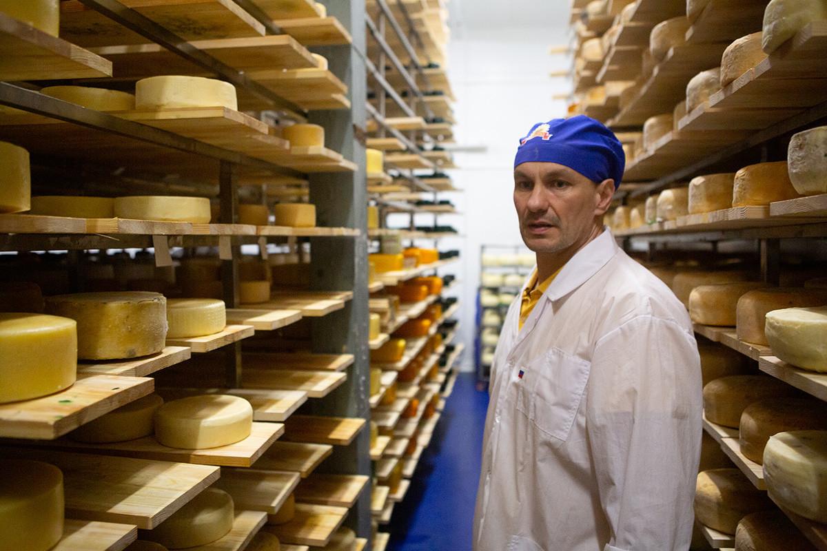 Завораживающие виды сыров.