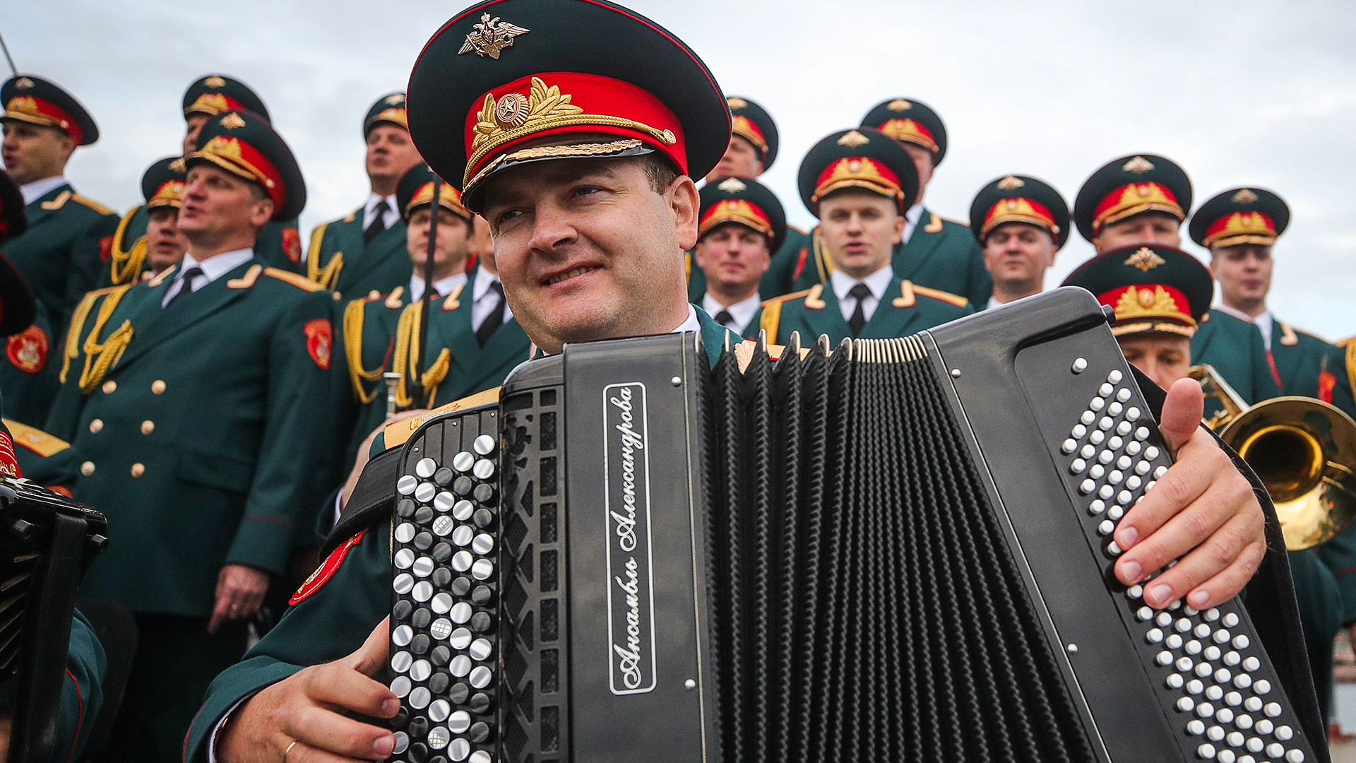 Alexandrov Ensemble.