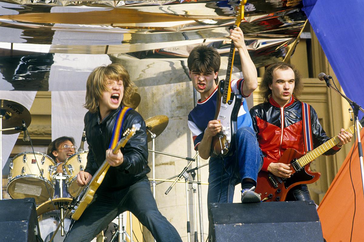 3 sowjetische Heavy-Metal-Bands, die Sie kennen müssen