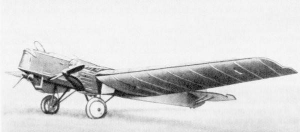 Avión R-6