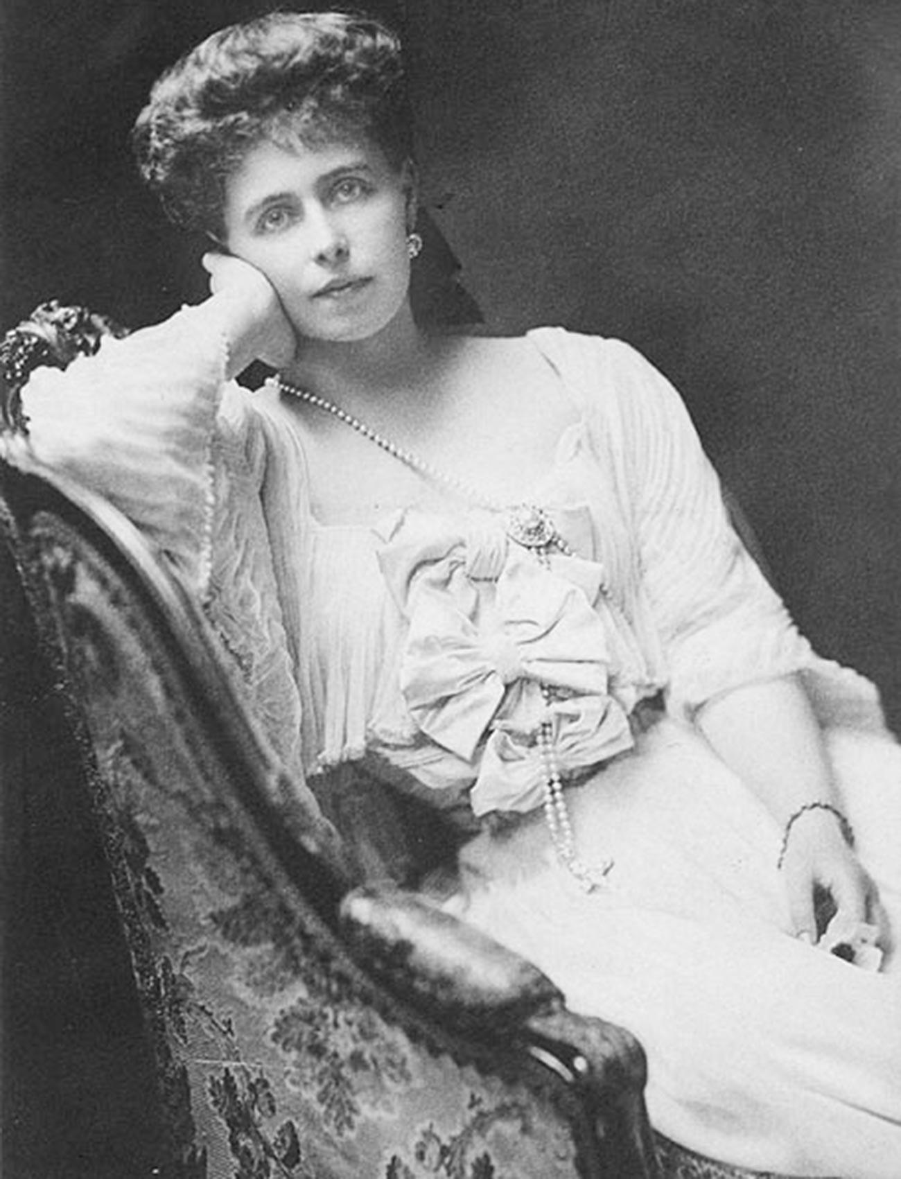 La reina María de Rumania