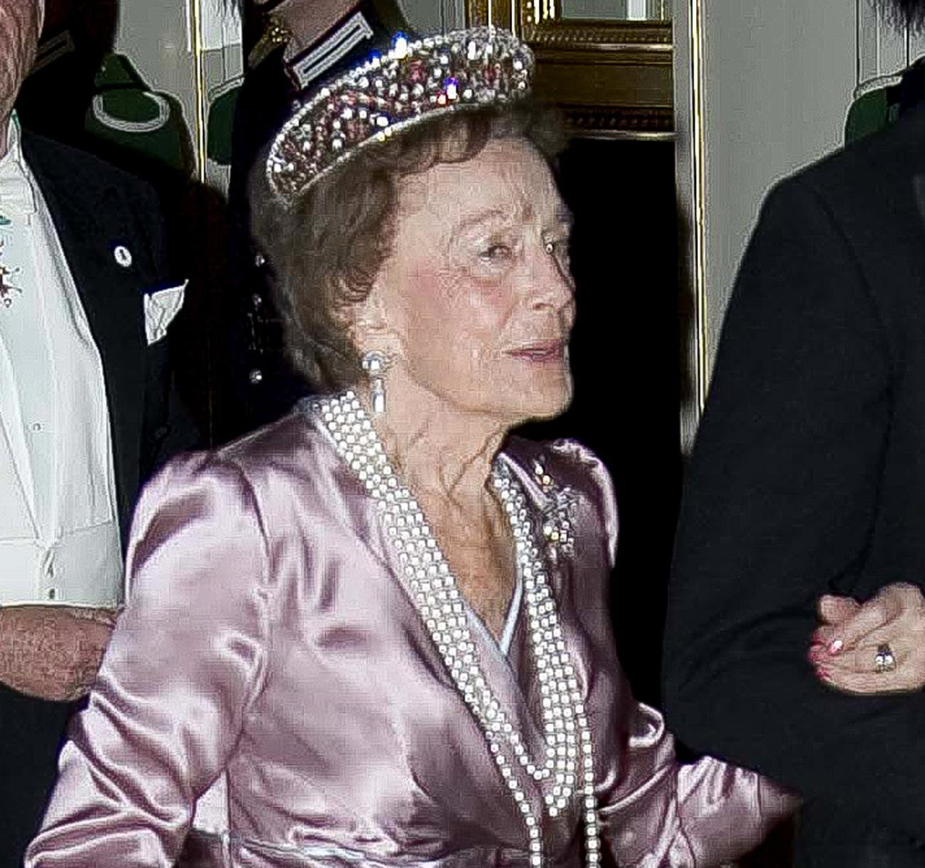 La condesa Ruth de Rosenborg