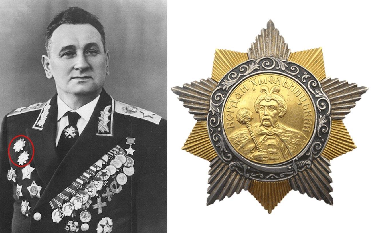 Marshal Andrei Grechko.