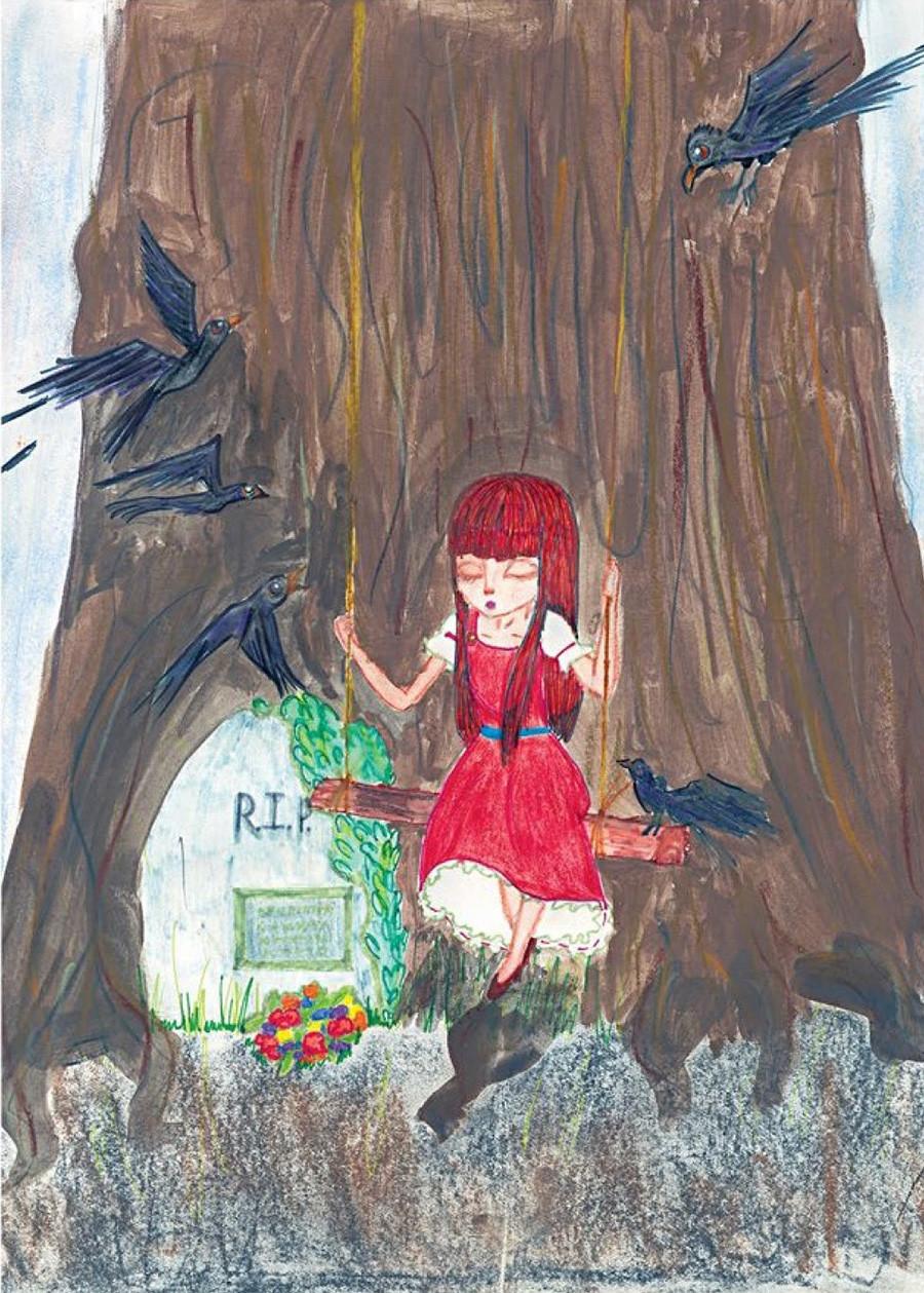 ネリー・アリペロヴィチ、12歳、ロストフ・ナ・ドヌー