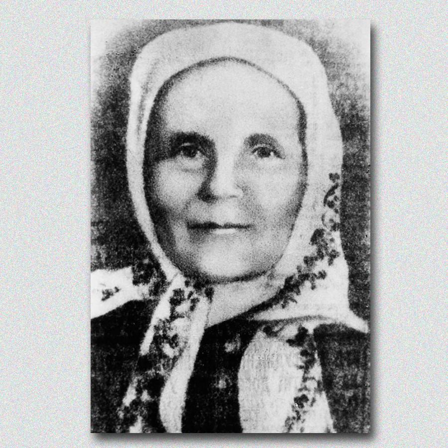 Evdokia Lysenko.
