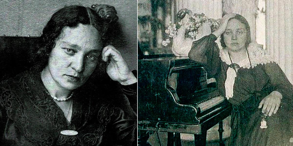 Пианистка Мария Юдина