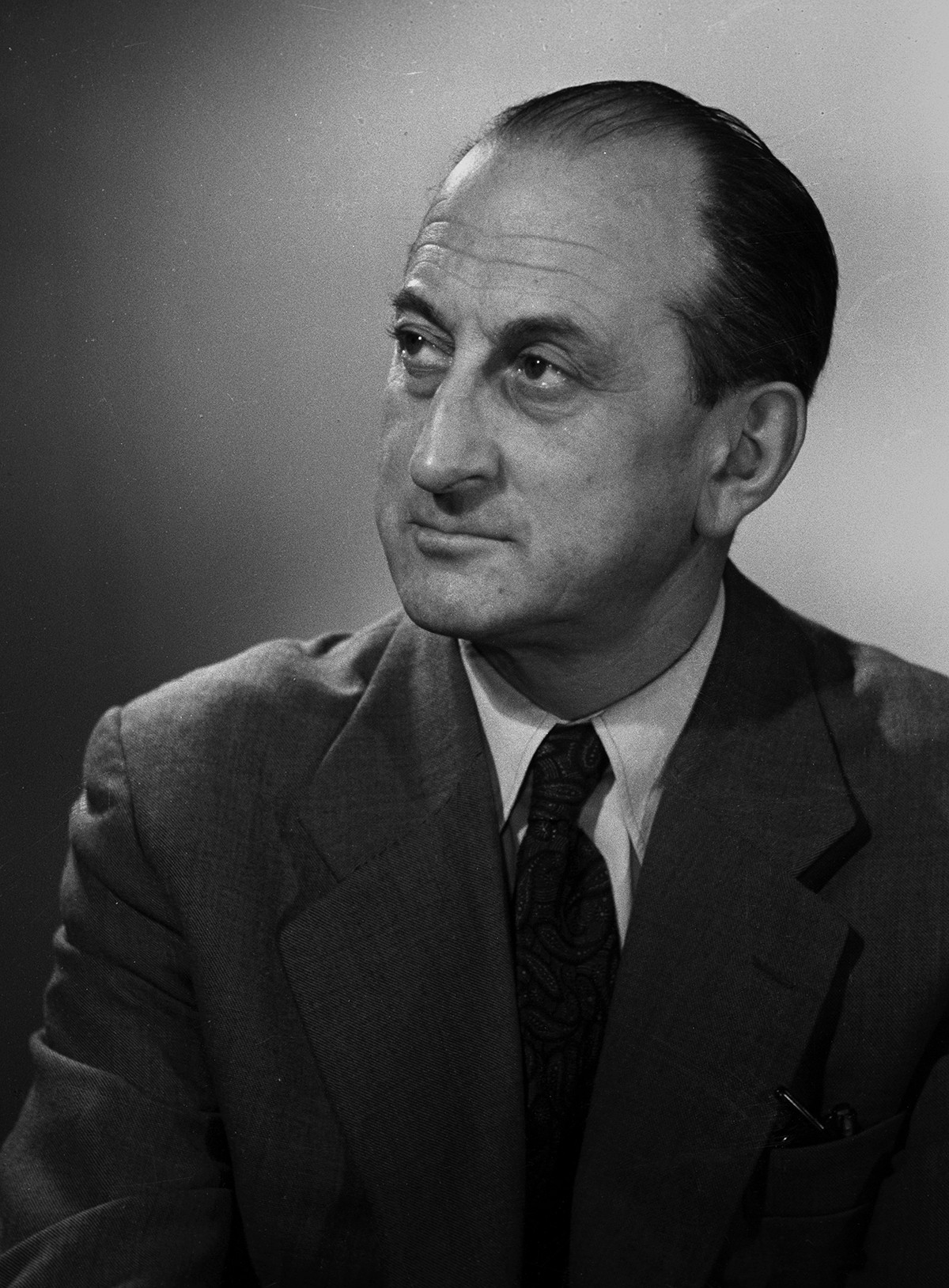 Mikhail Romm liked to experiment with different movie genres.