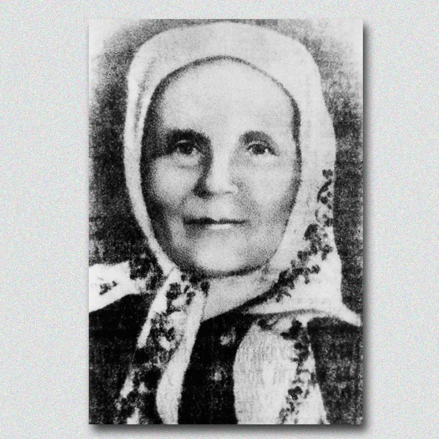 Evdokia Lisenko