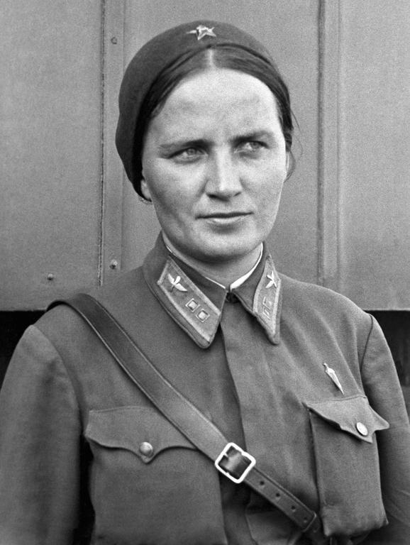 Marina Roskova en 1938.