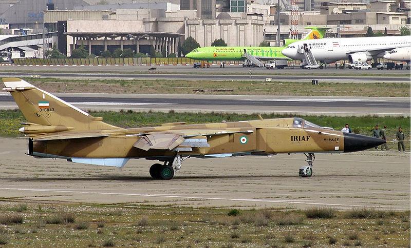 Su-24 iraní