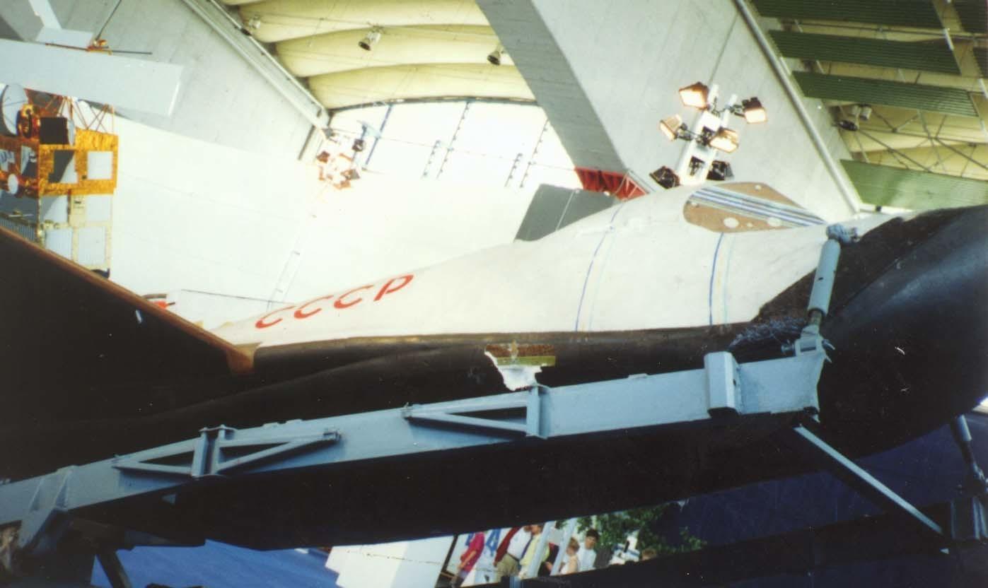 Avião-foguete BOR-4