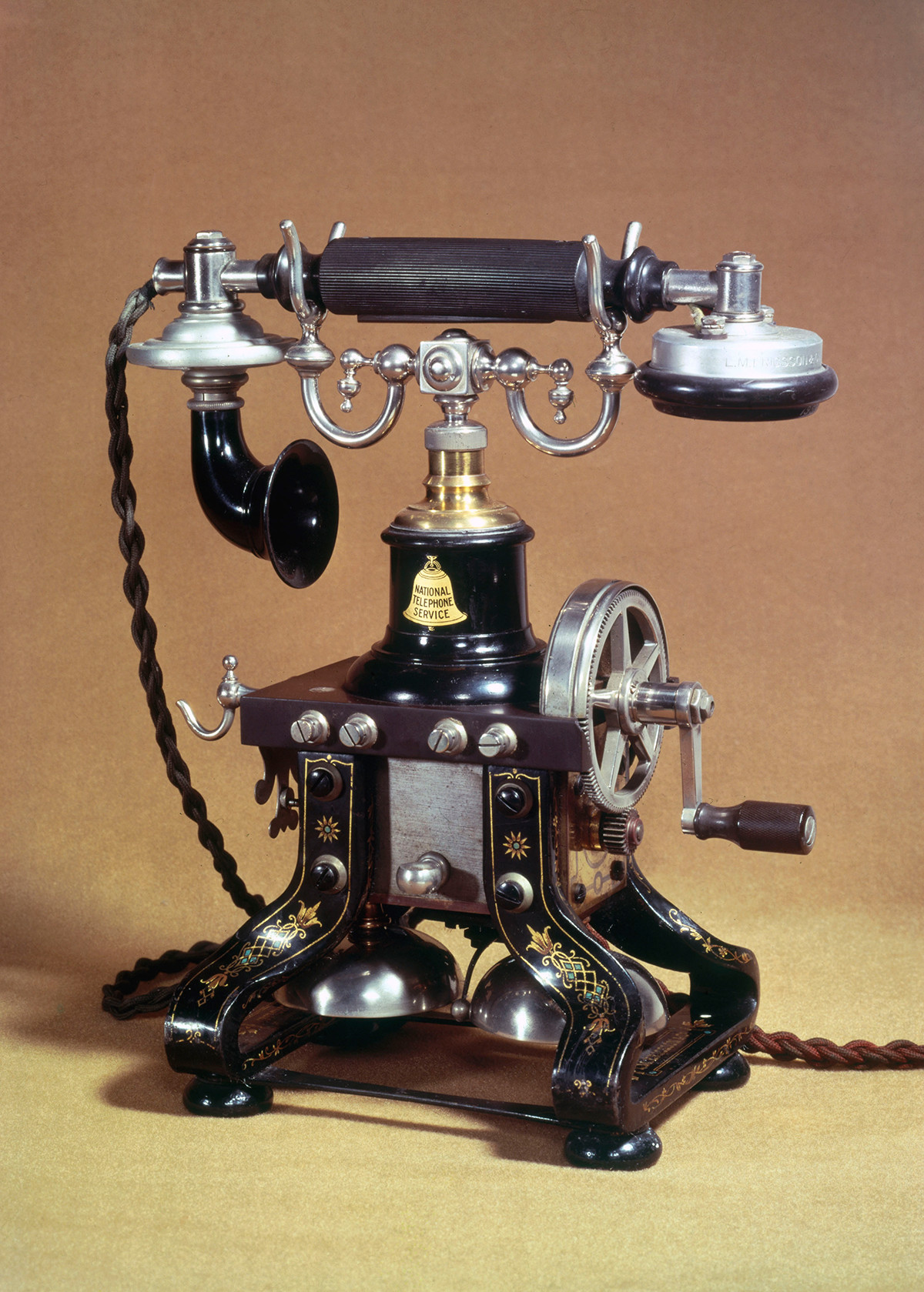 Ericsson-Tischtelefon, 1890