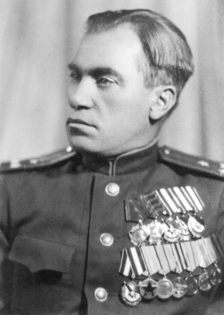 Илья Григорьевич Старинов.