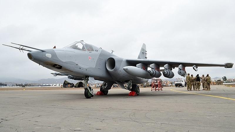 Peruanski Su-25