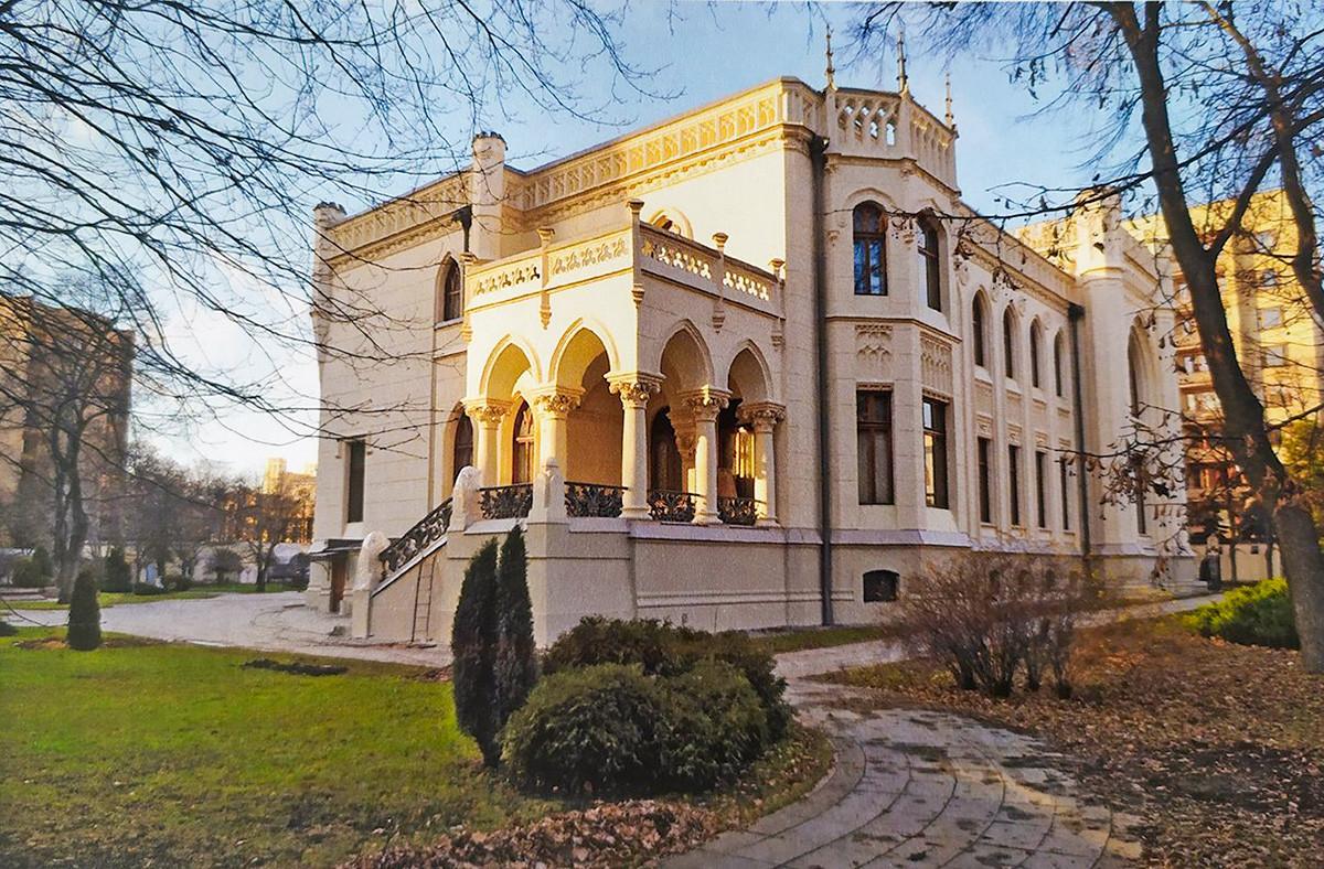 La casa di Zinaida Morozova