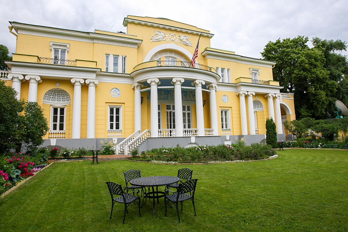 Palazzo Vtorov (Casa Spaso)